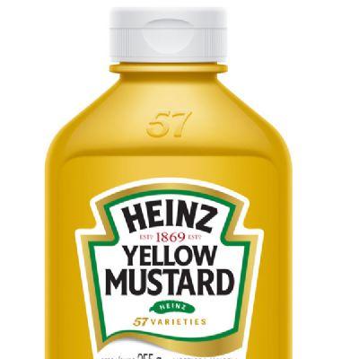 Mostarda Heinz - 255g